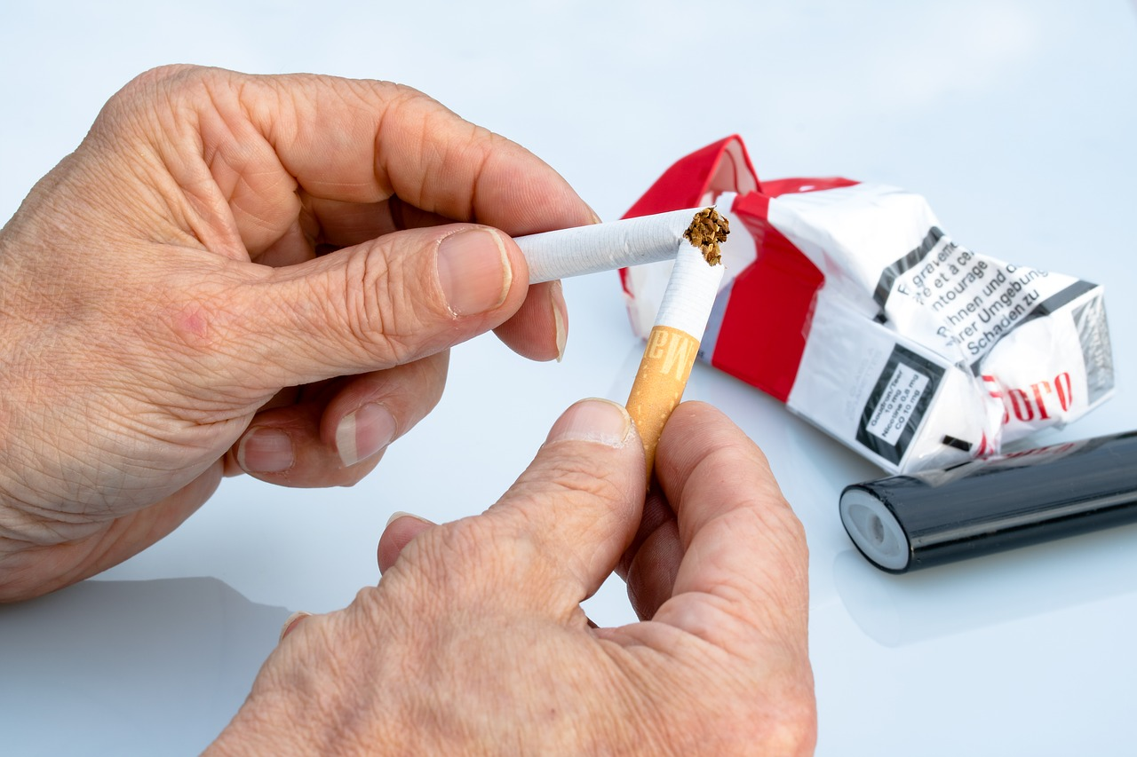 Resep Berhenti Merokok