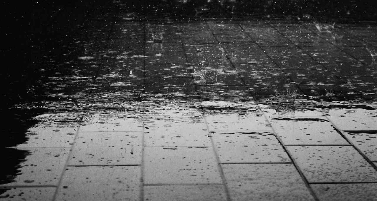 Hujan Sepanjang Hari