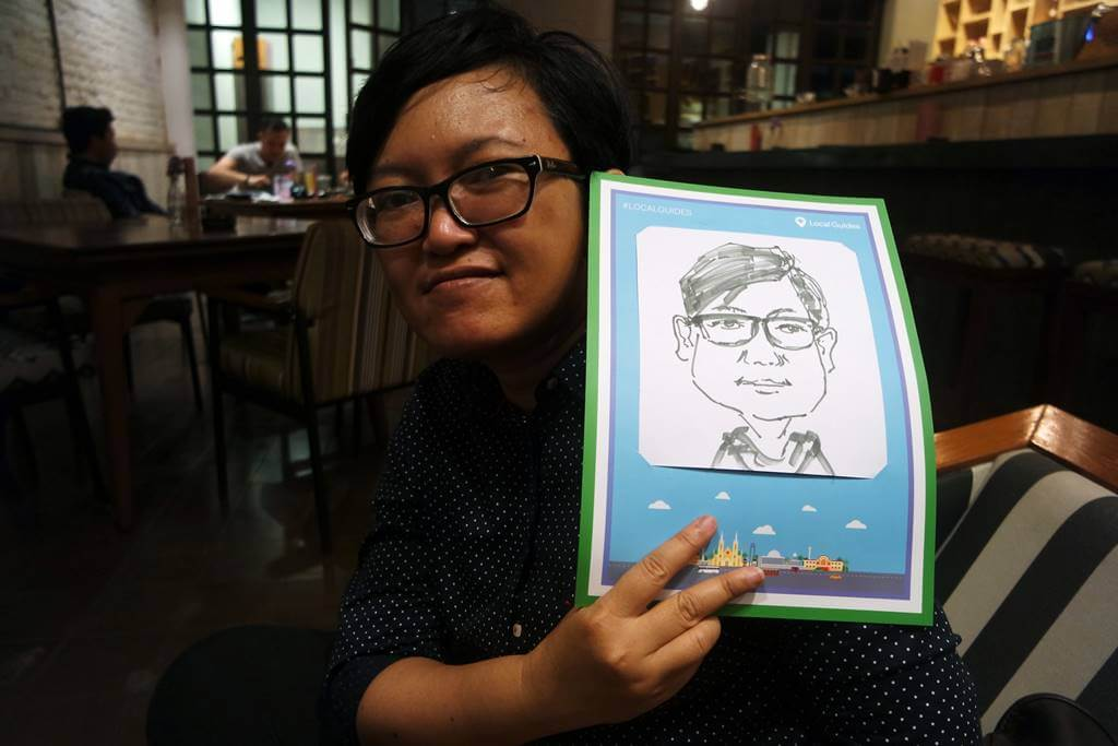 Google Jakarta Local Guides Meetup 2016