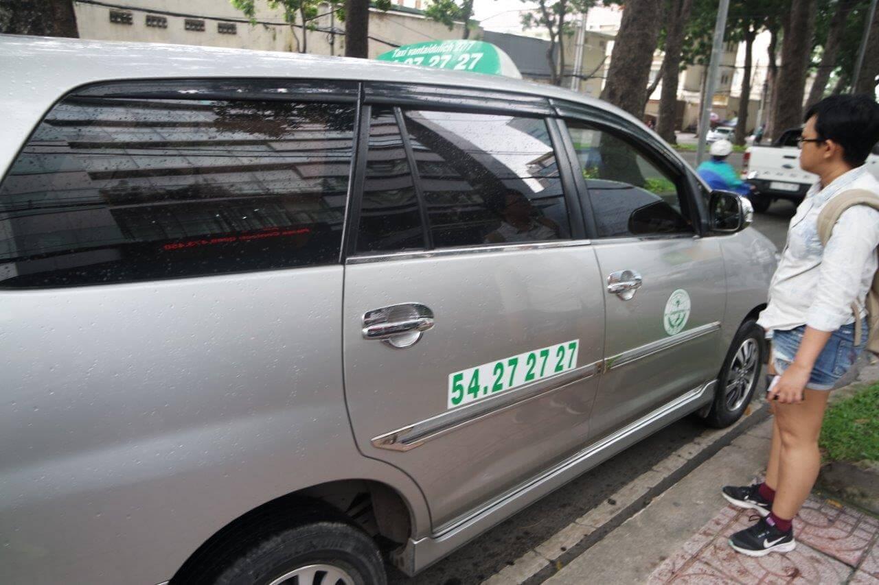 Taksi penipu