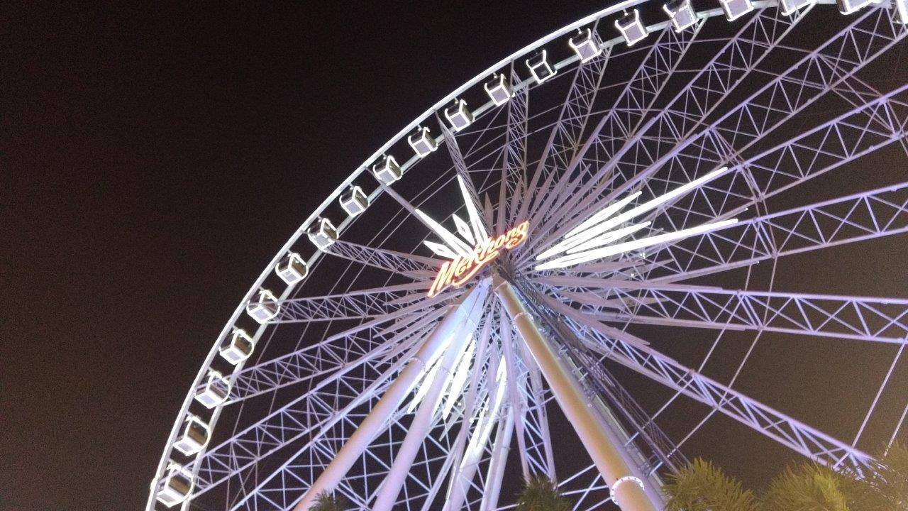 Ferris Wheel di Asiatique Bangkok